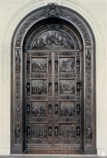 Nigel 39 S E Hardware Blog The 5 Most Recognisable Doors In The World