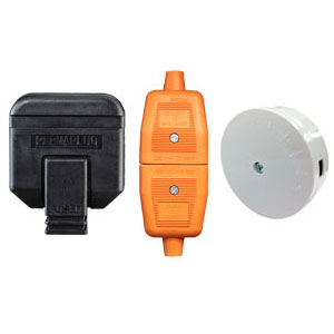 Plugs, Sockets, Junction and Connector Boxes