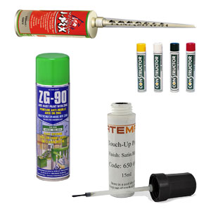 Paint, Tapes & Adhesives