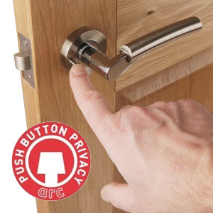 Push Button Privacy Handles