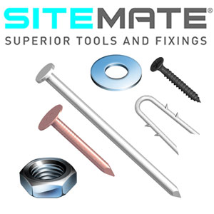 Sitemate Screws & Fixings