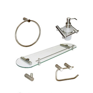 Stainless Bathroom Accessories