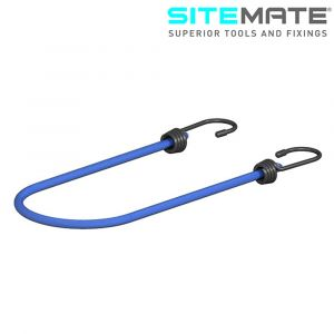Sitemate Elastic Tie Down with 4mm Hooks