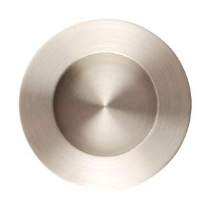 Plain Circular Flush Pull