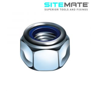 Sitemate Nylon Locking Nuts Only