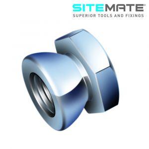 Sitemate Cone Head Security Nuts