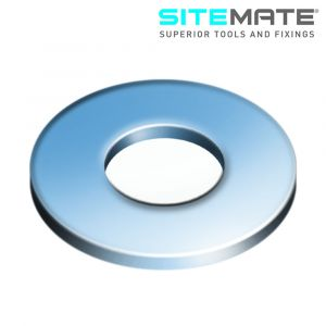 Sitemate Steel Washers - Form A