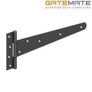Gatemate Premium Black Strong Tee Hinges