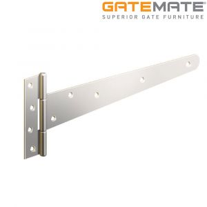 Gatemate Stainless Steel Weighty Scotch Tee Hinges