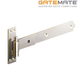 Gatemate Stainless Steel Straight Hook and Band Hinges