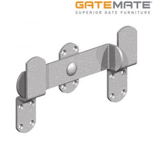 Gatemate Kick Over Stable Latch - Galvanised