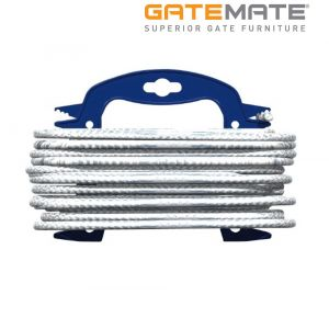 Gatemate Rope On Winders - Multi function - White