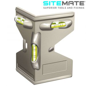 Sitemate Post Level with 3 Vials