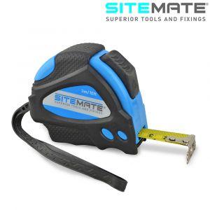 Sitemate Retractable Tape Measure
