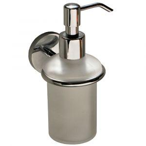Liquid Soap Dispenser Chrome Plated