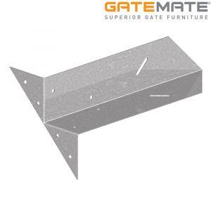 Gatemate Arris Rail Repair Brackets - Pre-Galvanised