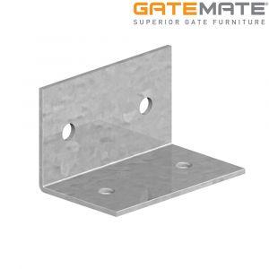 Gatemate L Bracket - Pre-Galvanised