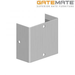 Gatemate Panel Fixing Clips - Pre-Galvanised