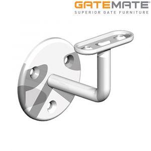 Gatemate Handrail Bracket - White