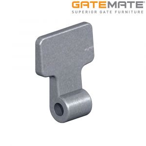 Gatemate Spade Hinges to Weld - Self Colour