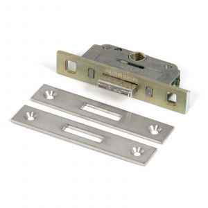 From The Anvil Window Lock - Satin Stainless