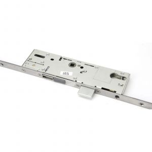 From The Anvil French Door Multi Point Lock Kit - 44mm - Satin Stainless