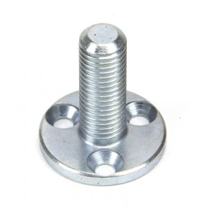 From The Anvil Threaded Taylors Spindle - Satin Stainless