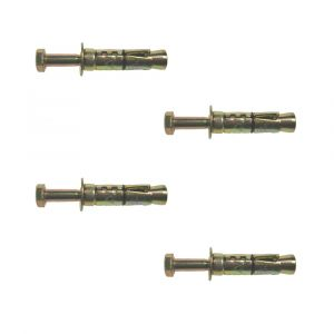 Shield Anchor Bolts - Pack of 4