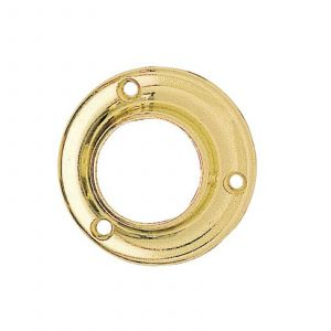 Steel End Sockets - Electroplated Brass