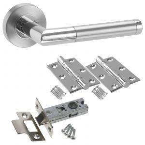 Exus Door Handle Set - LATCH DOOR PACK