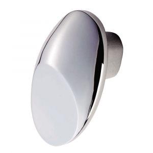 Fingertip Crescent Cupboard Knob