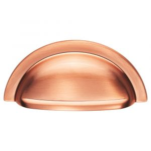 Fingertip Oxford Cup Pull - Satin Copper