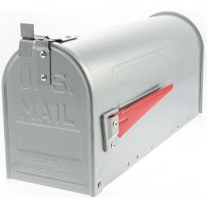 G2 US Mailbox Aluminium - Silver