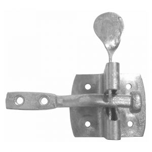 1822 Heavy Automatic Gate Latch 51mm / 2inch - Galvanised