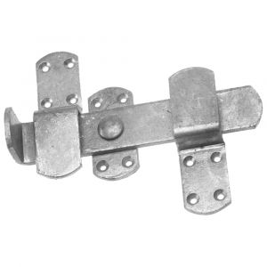 4203 Heavy Kickover Stable Latch 241mm / 9inch - Galvanised