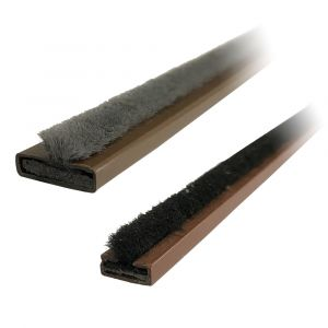 Intumescent Strip Fire and Smoke - Brown