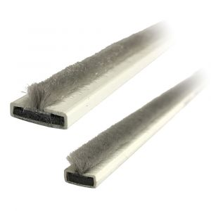 Intumescent Strip Fire and Smoke - White