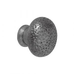 Iron Cupboard Knob - Iron