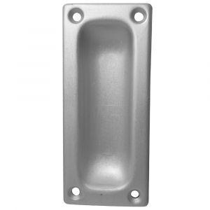 Flush Pull - Aluminium