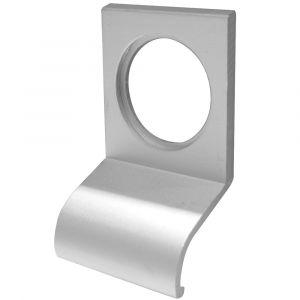 Cylinder Pull 70mm X 42mm - Aluminium