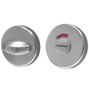 Bathroom Turn & Release - Aluminium