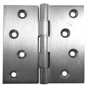 Projection Hinges - Satin Chrome