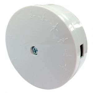 30A Large Junction Box - White
