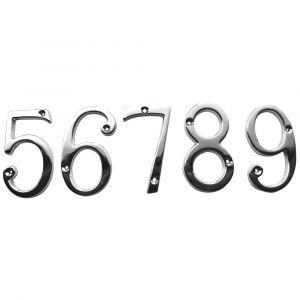 75mm Screw Fix Numerals