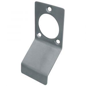 Cylinder Pulls - Satin Stainless Steel - Round