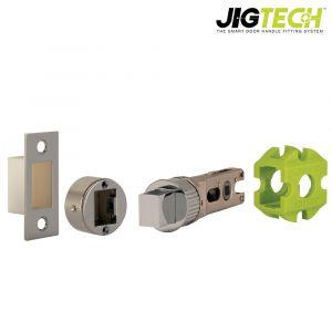 Jigtech Smart Bathroom Bolt - Polished Chrome