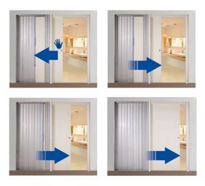 Kit Dinamico Scrigno Dynamic Automatic Door Closer for Pocket Doors