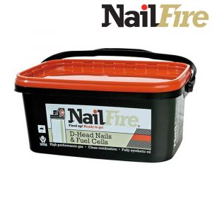 Nailfire Collated Smooth Nails - Handy Pack