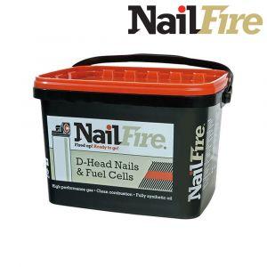 NailFire Smooth Nails