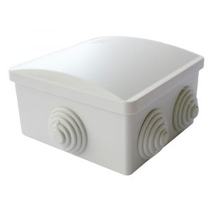 Square Weatherproof Junction Box